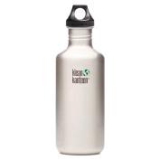Klean Kanteen 1180ml Stainless Water Bottle w/ Loop Cap