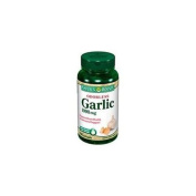Nature's Bounty Odourless Garlic 1000mg 100 softgels