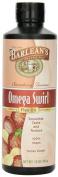 Barlean's Omega Swirl Omega-3 Flax Oil Supplement, Strawberry Banana 16 fl oz