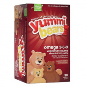Yummi Bears Omega 3-6-9 90 ea