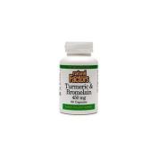 Natural Factors Tumeric & Bromelain