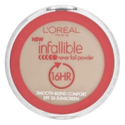 L'Oreal Infallible Never Fail Powder 668 Natural Beige