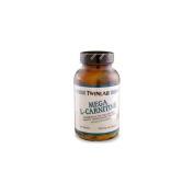 Twinlab 0414060 Mega L-Carnitine - 500 mg - 90 Tablets