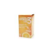 Coromega Omega-3 Squeeze Packets, Orange 90 ea