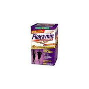 Flex-A-Min Glucosamine Chondroitin MSM, Triple Strength 180 coated tablets