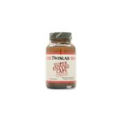 Twinlab Super Enzyme Caps, Maximum Strength, Capsules, 200 Capsules