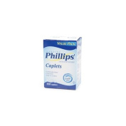 Phillips Laxative Dietary Supplement, Caplets 100 ea
