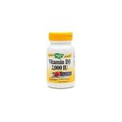 Nature's Way Vitamin D3 2000 IU, 240 softgels