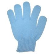 Bath Accessories Bathing Gloves Blue