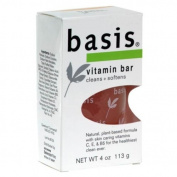Basis Vitamin Bar, 120ml Bars