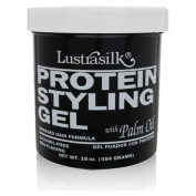 Lustrasilk Protein Styling Gel with Plam Oil