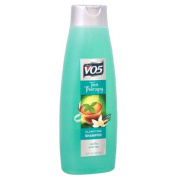 Alberto VO5 Tea Therapy Clarifying Shampoo, Vanilla Mint Tea, 440ml