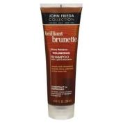 John Freida Brilliant Brunette Volume Shampoo 250ml Chestnut to Espresso