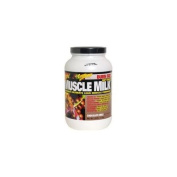 Muscle Milk Chocolate Lean Muscle Protein - 2.47 lbs