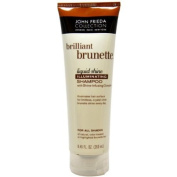John Frieda Brilliant Brunette Liquid Shine Illuminating Shampoo 8.45 fl oz