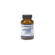 Twinlab Potassium Caps with Potassium Aspartate, 180 Capsules