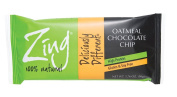 Zing Bar Oatmeal Chocolate Chip 1 Bar by Northwest Nutritional Foods