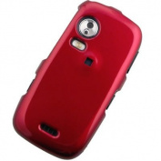 Crystal Hard Red Solid Cover Case for for  for  for Samsung   INSTINCT HD M850