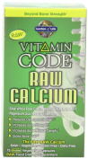 Vitamin Code Raw Calcium Raw Calcium 75 Caps by Garden of Life