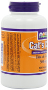 CAT'S CLAW 500 mg 250 Caps by Now Foods