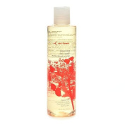 red flower cleansing hair wash, italian blood orange 8 fl oz