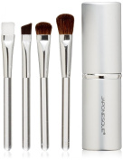 Japonesque Brush Set TouchUp Tube Eye Set Silver