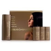 Liquid Keratin 30 Day Straight-Smooth-Strong & Long Treatment Starter Kit 1 kit