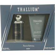 Thallium Gift Set - 100ml EDT Spray + 100ml Shower Gel