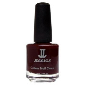 Jessica Custom Nail Colour 285 Red Velvet