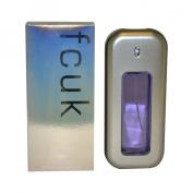 Fcuk 3 By French Connexion Eau De Toilette Spray 100ml
