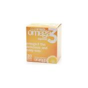 Coromega Omega-3 Squeeze Packets, Orange 30 ea