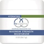 Rx Systems Maximum Strength Moisturiser 60ml