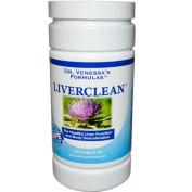 Dr. Venessas Formulas 0232454 LiverClean - 100 Tablets