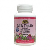 Milk Thistle 250 mg 90 Caps by Natural Factors