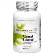 Adrenal Balance 90 Vegicaps by Foodscience Of Vermont