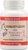 Breast-Mate 120 Vtabs by Maitake Mushroom Wisdom