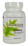 Cranberry Extract 60 Caps by Foodscience Of Vermont