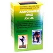 Food Science Labs 0447235 FoodScience of Vermont Aangamik DMG - 500 mg - 60 Tablets