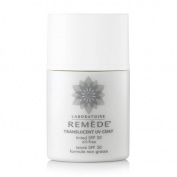 Remede Translucent UV Coat SPF 30, Shade 0 1 fl oz