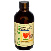 Child Life Essentials 0408799 Liquid Vitamin C Orange - 4 fl oz