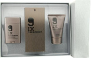 9IX Rocawear Gift Set - 100ml EDT Spray + 100ml Shower Gel + 80ml Deodorant Stick