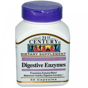 21st Century Digestive Enzymes 60 capsules
