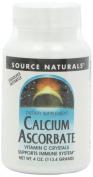 Source Naturals Calcium Ascorbate Crystals, 120ml