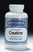Creatine 500 MG 240 Caps by Anabol Naturals