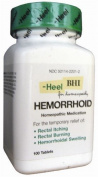 Hemorrhoid 100 Tabs by Heel Inc