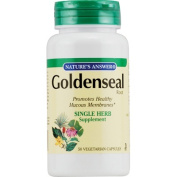 Nature's Answer Goldenseal Root 50 vcap
