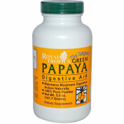 Green Papaya Digestive Enzymes Powder 150ml by Royal Tropics