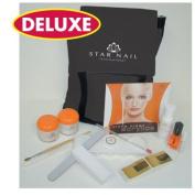 Star Nail Deluxe Medium Set Ultra Clear Acrylic Kit