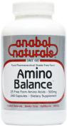 Amino Balance 500 MG 240 Caps by Anabol Naturals