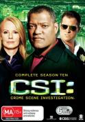 CSI: Season 10 [Region 4]